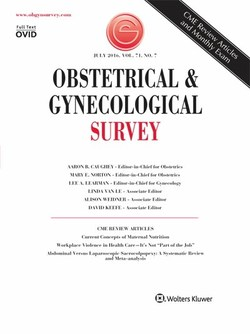 Obstetrical gynecological