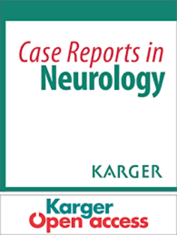 Case reports in neurology